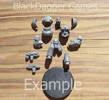 HH Burning Prospero Space Marines  Tartaros Terminator w/ Power Fist SF