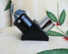 "1.25"" AV telescope eyepiece 90 degree quality diagonal New!"