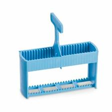 "Staining Dippers and Dishes All Plastic Dippers  Each holds 25 Slides  3.625""..."