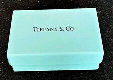Tiffany & Co Small Gloss Blue Gift Box with White Cushion   6