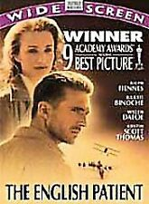 Brand New DVD The English Patient Ralph Fiennes Juliette Binoche Willem Dafoe
