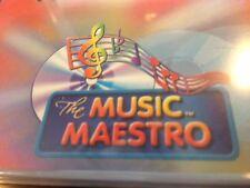 MUSIC MAESTRO KARAOKE 6020 CHRISTMAS SONGS CD+G OOP SEALED