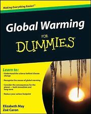 Global Warming For Dummies (For Dummies (Math & Science))