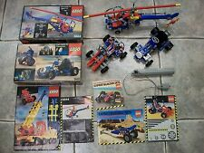 Vintage LEGO expert builder LOT 8844 helicopter 8841 dune buggy 948 box technic