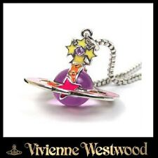 Vivienne Westwood Shooting Star Orb Pendant Necklace ( Earring,Rings,Bracelet)