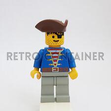 LEGO Minifigures - 1x pi008 - Pirate - Pirati Pirates Omino Minifig 6262 6268