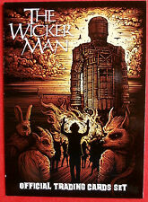 THE WICKER MAN Card # 1 individual card, issued in 2014 by Unstoppable Cards