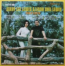 Jerry Lee Lewis & Linda Gail Smash Stereo LP 1969