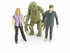 Doctor Who 10th Doctor David Tennant Rose Slitheen BBC Action Figure