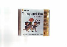 TOPSY AND TIM : GO TO SCHOOL - CLASSIC EDUCATIONAL PC GAME - AGES 4-7