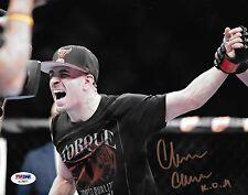 Chico Camus Signed UFC 8x10 Photo PSA/DNA COA Picture Autograph 188 173 164 150