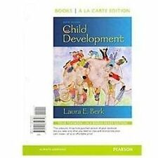 Child Development, Books a la Carte Edition by Laura E. Berk (2012, Ringbound)