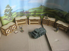 5x 28mm large Container 10x5x5cms Wargame Scenery Sci Fi Modern War Bolt action
