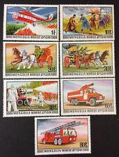 Mongolia Stamps - Scott# 970-976 MNH