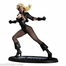 Black Canary Statue 1164/4000 DC Universe Online Jim Lee DC Direct NEW SEALED