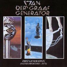 First Generation (Scenes from 1969-1971) by Van der Graaf Generator (CD,...