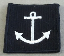 US Navy Seaman Apprentice Training Graduate Rating Badge With Merrowed Edge