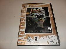 PC Amerzone: el legado Oscuro [back to Games