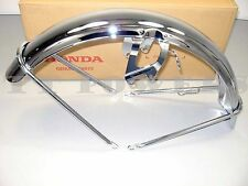 Genuine Honda Chrome Front Fender 74-76 CB550, K2-76 CB750 K Guard (Notes) #a72