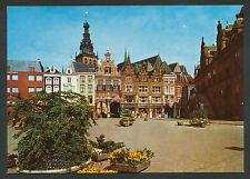 Nijmegen  Grote Markt met toren Stevenskerk op achtergrond