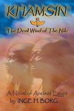 Khamsin: The Devil Wind of the Nile (Legends of the Winged Scarab), Borg, Inge H