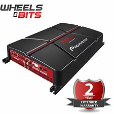 Pioneer GM-A4704 520 Watt 4 chaines Pontable Amplificateur Enceintes Auto Basses