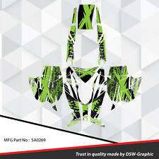 Complete Wrap Kit For Arctic Cat Procross proclimb 2012-2016 ZR F XF M SA0269