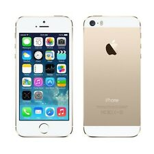 IPHONE 5S 16GB GOLD ORIGINALE GRADO A A+ ACCESSORI + GARANZIA - BIANCO E ORO