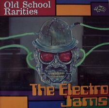 Various ‎– Old School Rarities - The Electro Jams