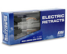 BRAND NEW E-FLITE 10 TO 15 SIZE MAIN ELECTRIC RETRACTS EFLG100 !!!