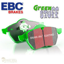 #DP2836-EBC GreenStuff Front Brake pads to fit AUDI, VW