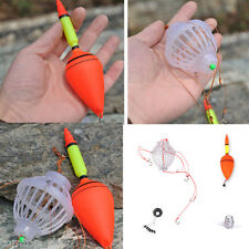 Carp Fishing Float Bobber Sea Monster with Six Strong Explosion Hooks Tackle Set