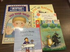 6 Books Lilly's Secret Joyce's Story Autumn Dorothy's Dream  And More