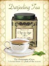 Darjeeling Classico Tea Room Bevande Cucina Bar Da Negozio Retro