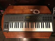 M-Audio Axiom 49 MIDI Keyboard (LIGHTLY USED) w/ ORIGINAL PACKAGING + USB CABLE