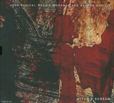 Witch's Scream [Digipak] by John Tchicai/Andrew Cyrille/Reggie Workman (CD,...