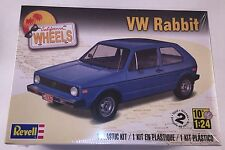 Revell  VW Rabbit 1/24 model car kit new 4333