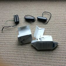 Tom Anderson HSS pickup set---H2+, SC1, SC1