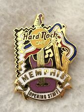 Hard Rock Cafe Memphis 1997 Opening STAFF Pin LE