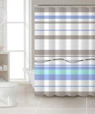 Karma 100% Cotton Fabric 72x72 Shower Curtain Fashionable Pattern Stylish Design