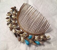 Antique French Empire Comb Tiara Diadem