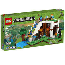 LEGO Minecraft The Waterfall Base Set 21134