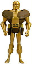 "Justice League Unlimited Loose 4.25"" GOLDFACE figure Matty Collector Exclusive"