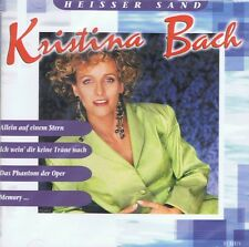 Kristina Bach-particulièrement chaud sand-CD neuf-Hits meilleur-Hernando 's hideaway