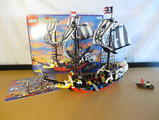 LEGO Pirates Red Beard Runner (6289) 100% complete with box, excellent condition