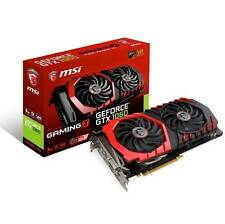 MSI NVIDIA GeForce GTX 1060 GAMING X 6GB GDDR5 DVI/HDMI/3DisplayPort PCI-Express