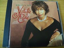 NATALIE COLE HOLLY & IVY  CD MINT-