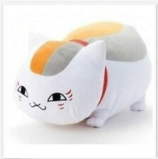 "13"" Natsume Yuujinchou Nyanko Sensei Cat Plush Doll Pillow Free Shipping"