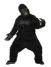 Goin Ape Gorilla KING KONG Full Suit Costume - Halloween LW