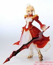 VOLKS  DD ** Saber  (Fate/EXTRA Version) Full set  ** Dollfie Dream **